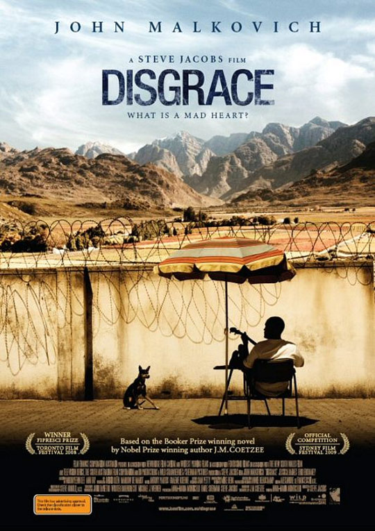 Disgrace Poster #3