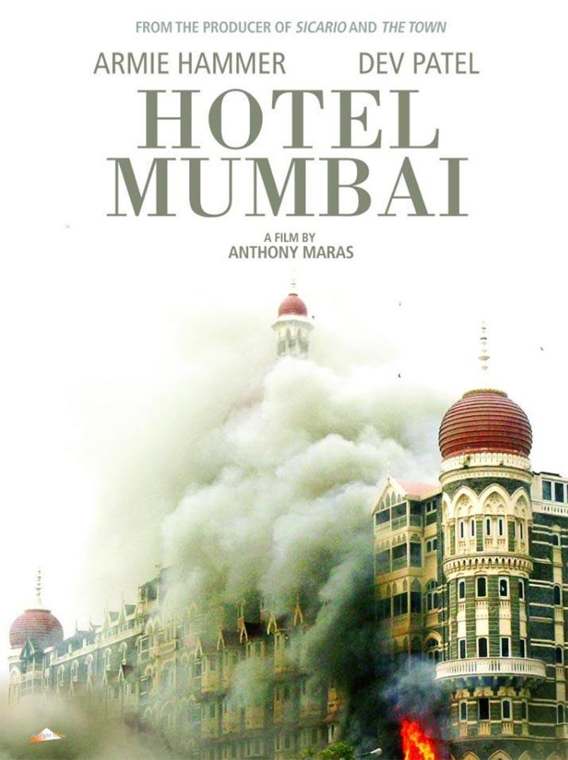 Hasil gambar untuk Hotel Mumbai(2019) poster