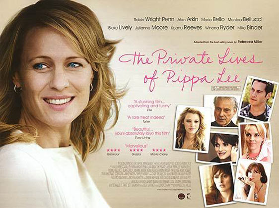 The Private Lives of Pippa Lee Poster #2