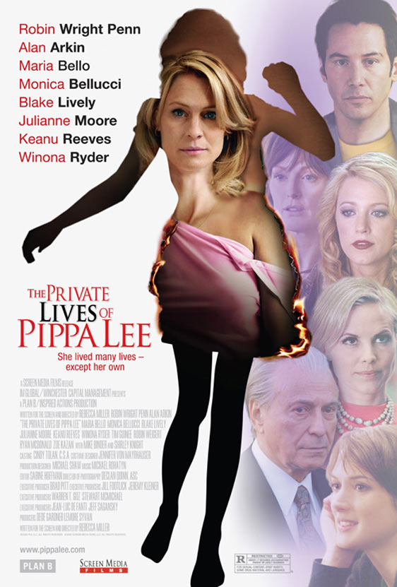 The Private Lives of Pippa Lee Poster #3