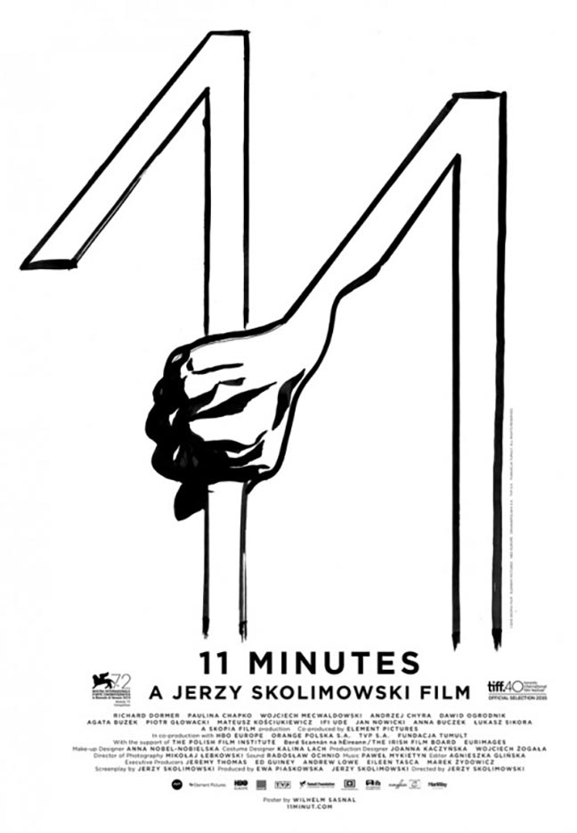 11 Minutes Poster #1