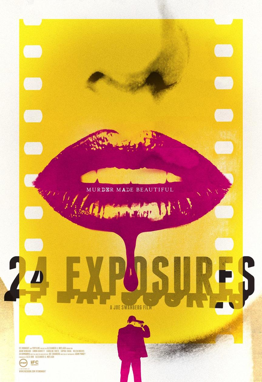 24 Exposures Poster #1