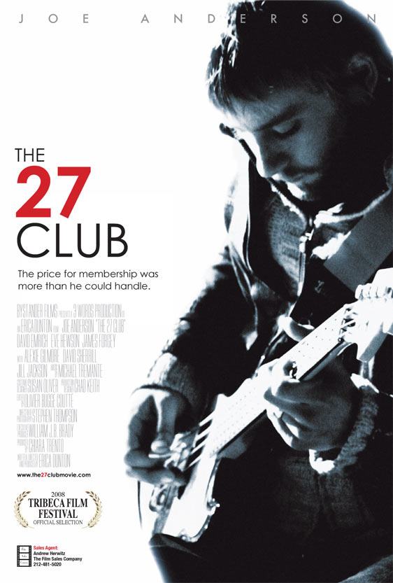The 27 Club Poster #1