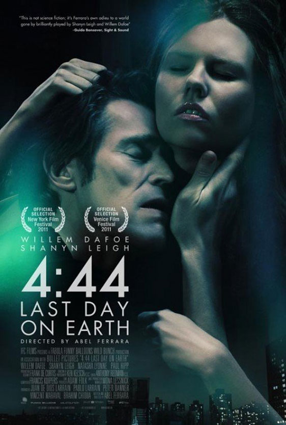 4:44 Last Day on Earth Poster #1