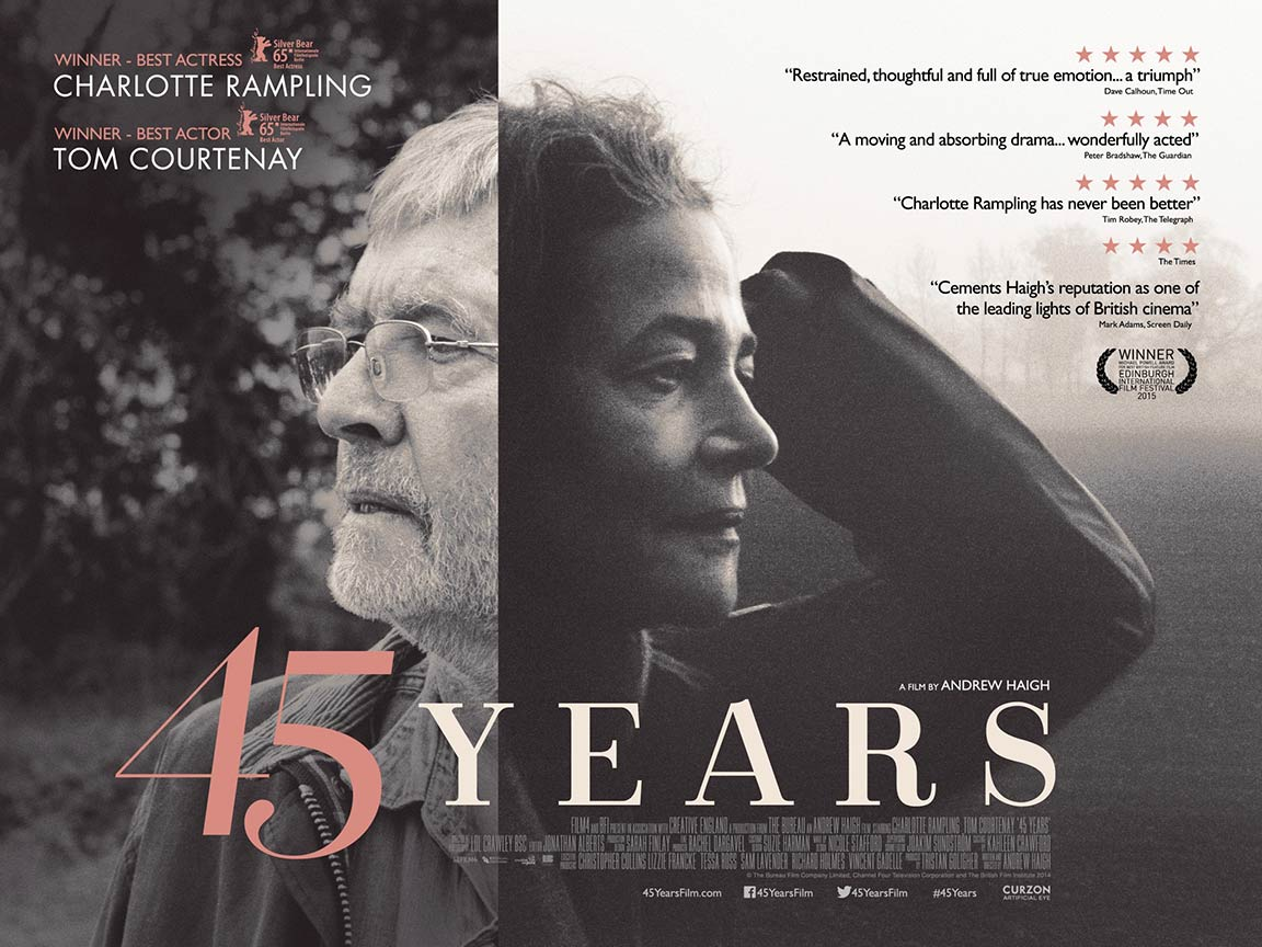 45 Years Poster #2