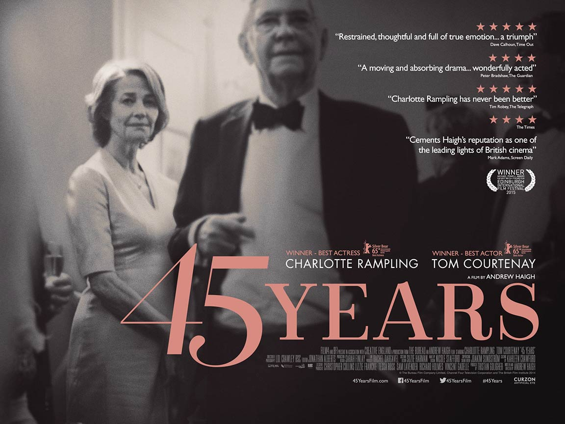 45 Years Poster #3
