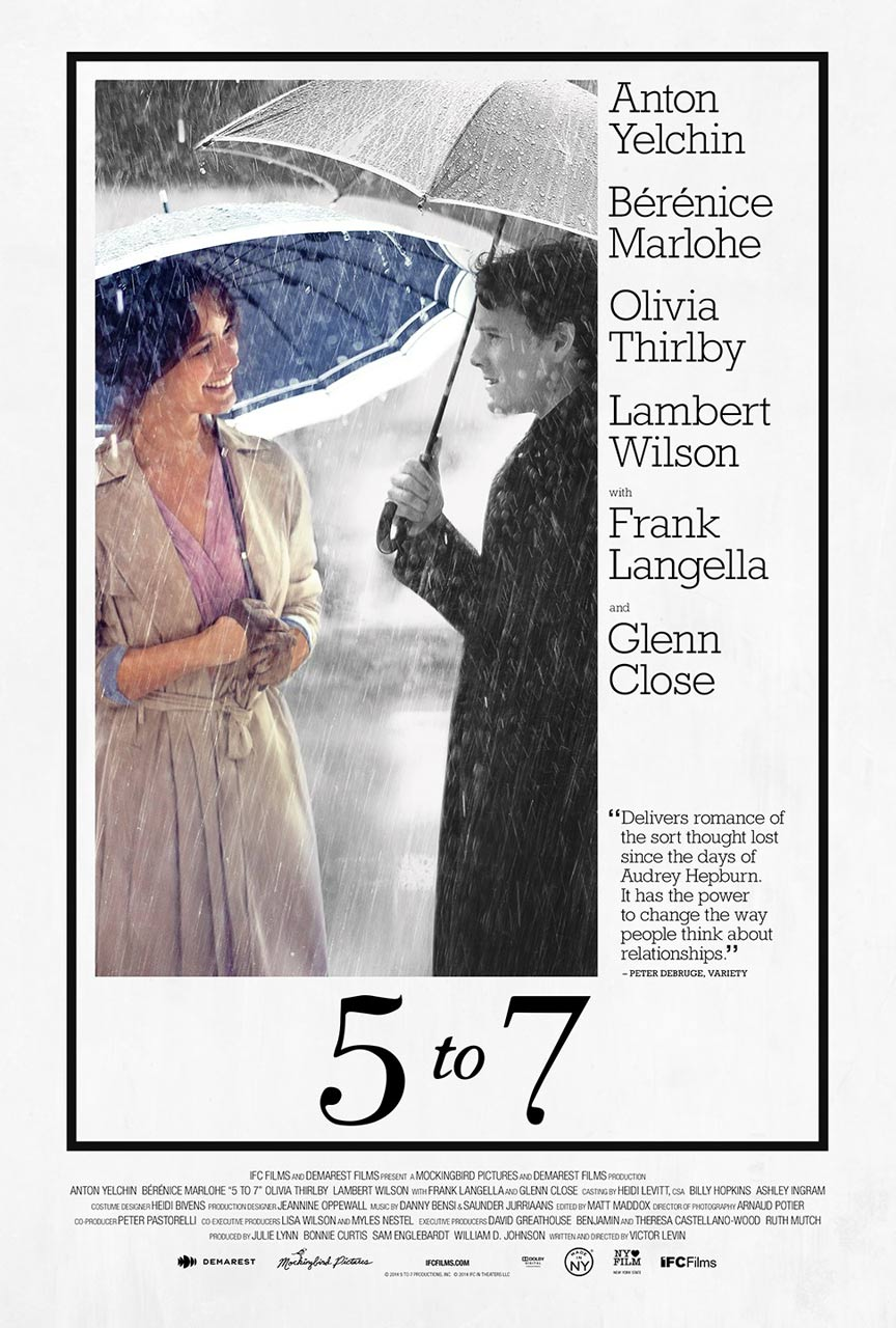 5 to 7 Poster #1