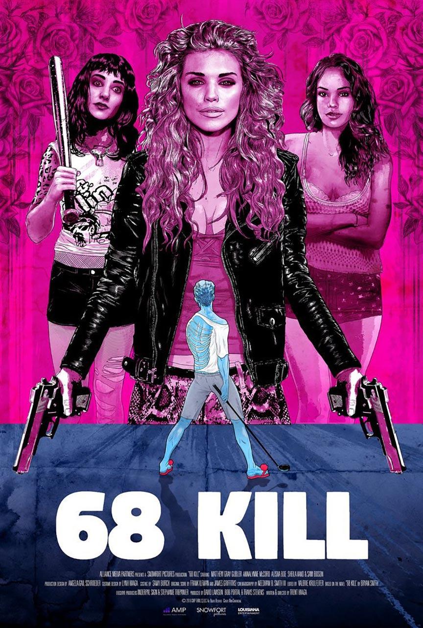 68 Kill Poster #1