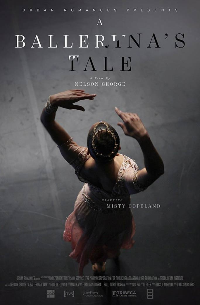 A Ballerina's Tale Poster #1