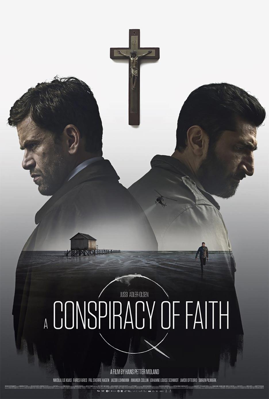 A Conspiracy of Faith Poster #1