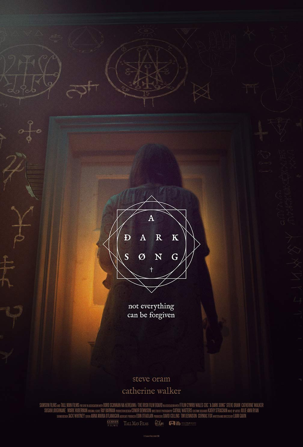 A Dark Song Poster #2