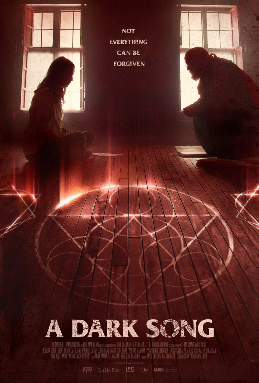 A Dark Song Poster #1
