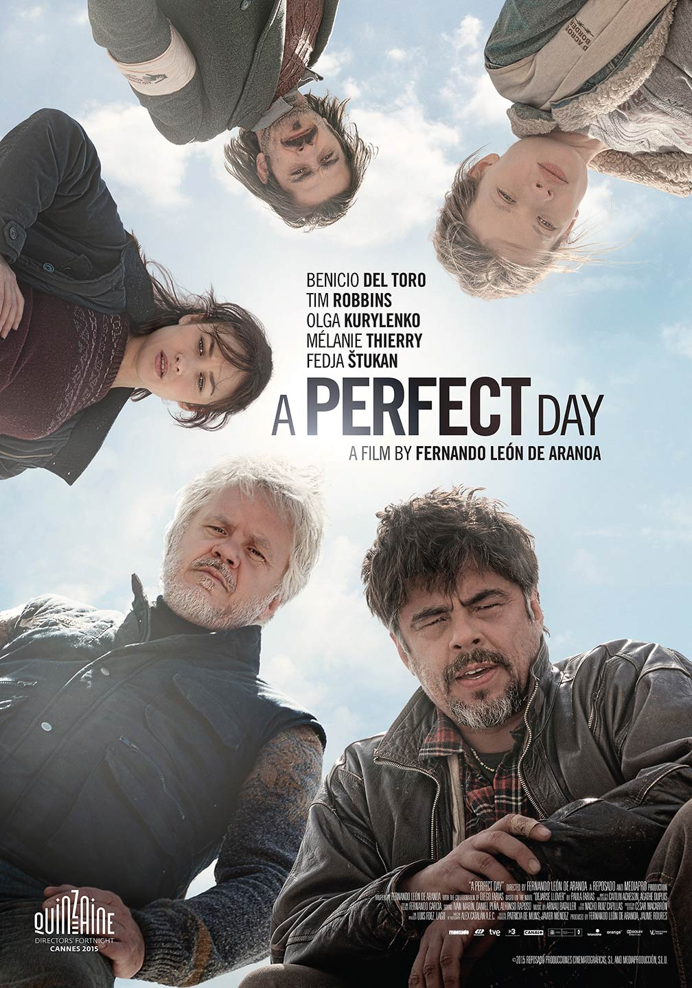 A Perfect Day Poster #1