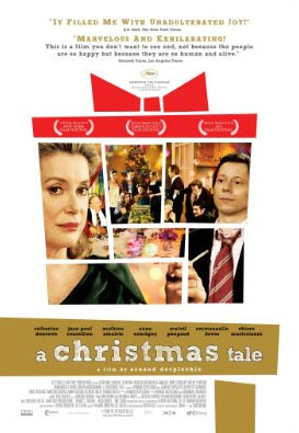 A Christmas Tale (Un conte de Noël) Poster #1