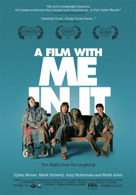 A Film with Me in It Poster #1