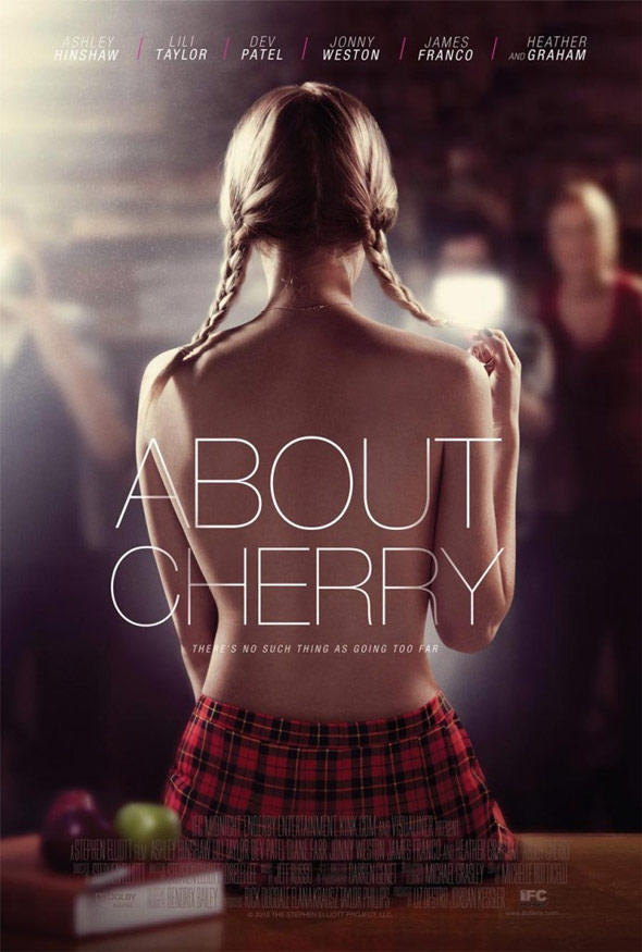About Cherry Poster #1