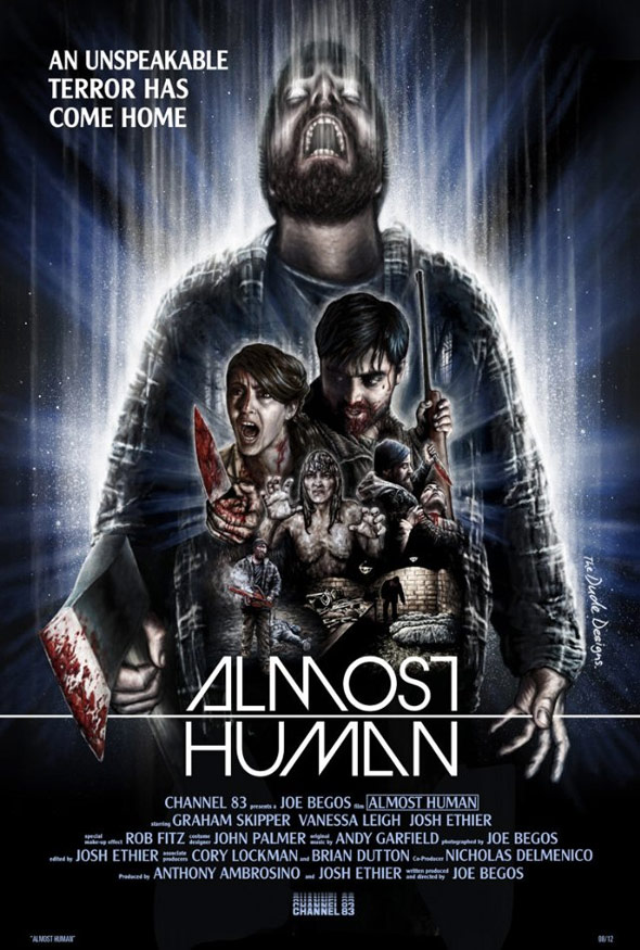 Almost Human Poster #1
