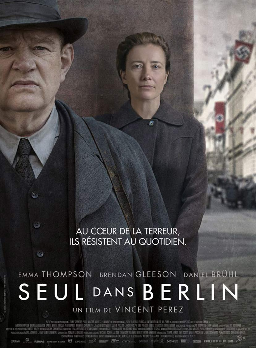Alone in Berlin Poster #3