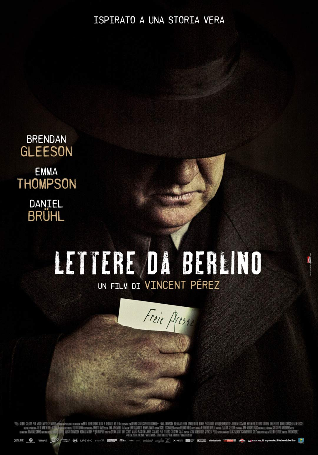 Alone in Berlin Poster #4