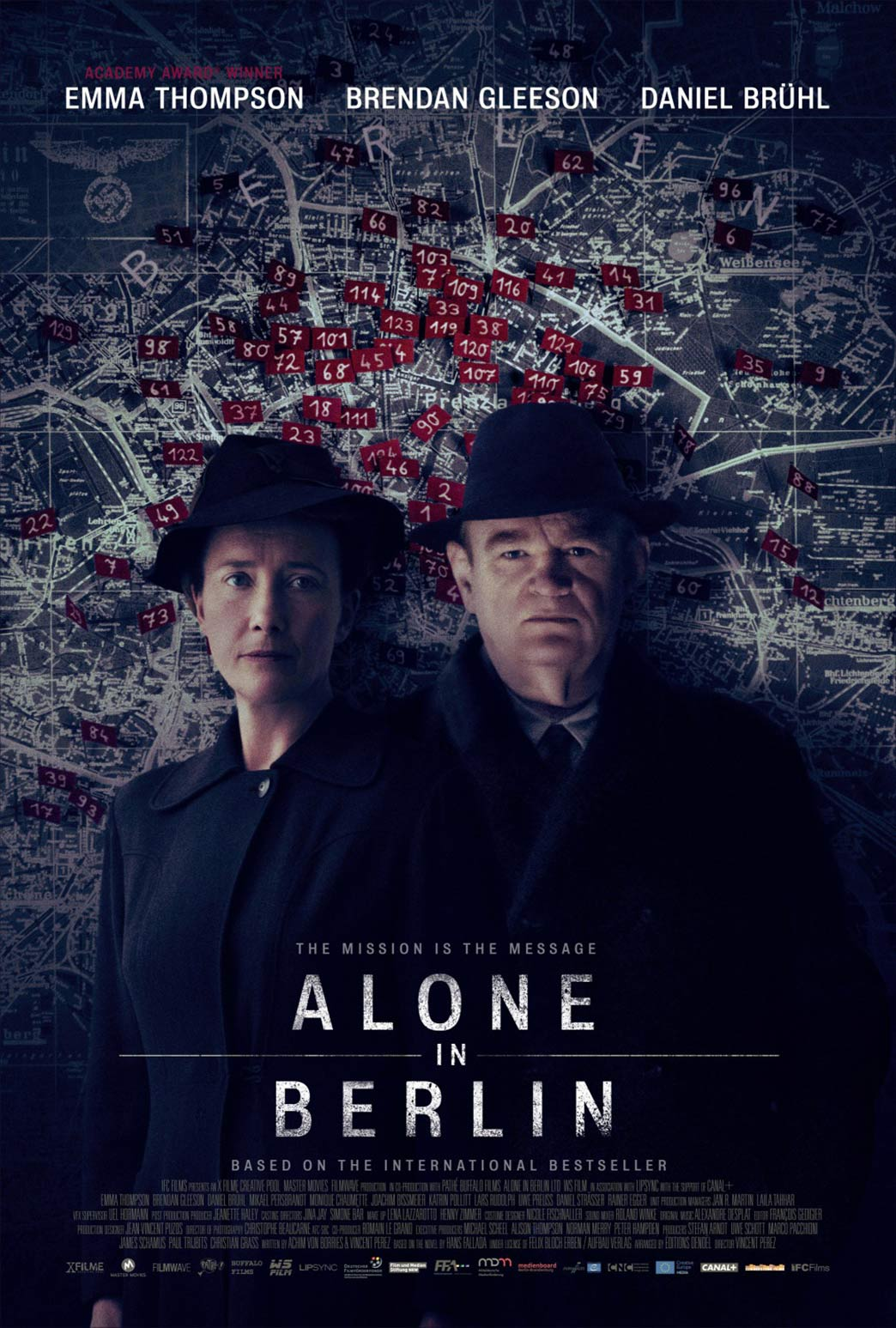 Alone in Berlin Poster #5