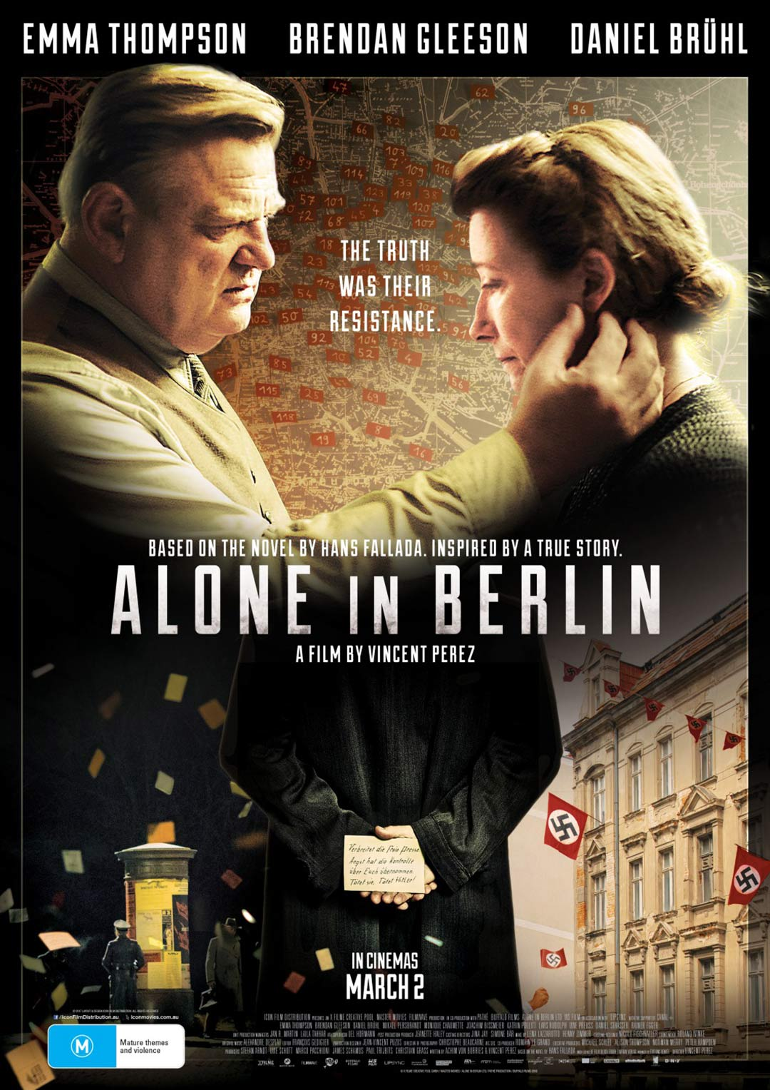 Alone in Berlin Poster #6