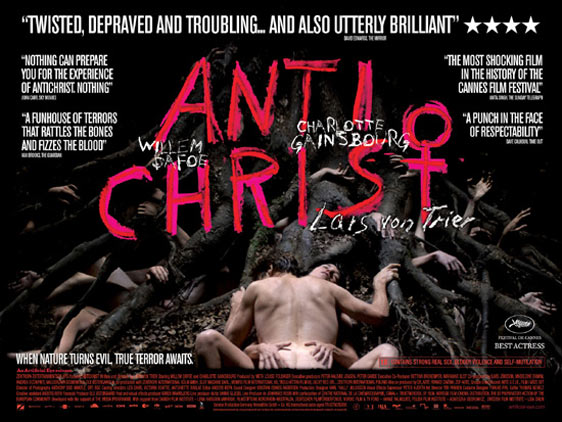 Antichrist Poster #3
