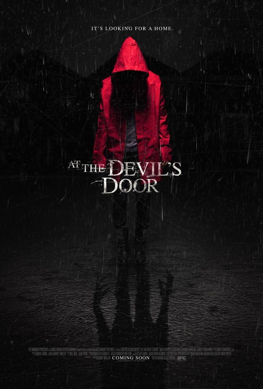 At the Devil's Door Poster #1
