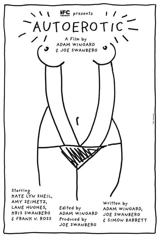 Autoerotic Poster #1