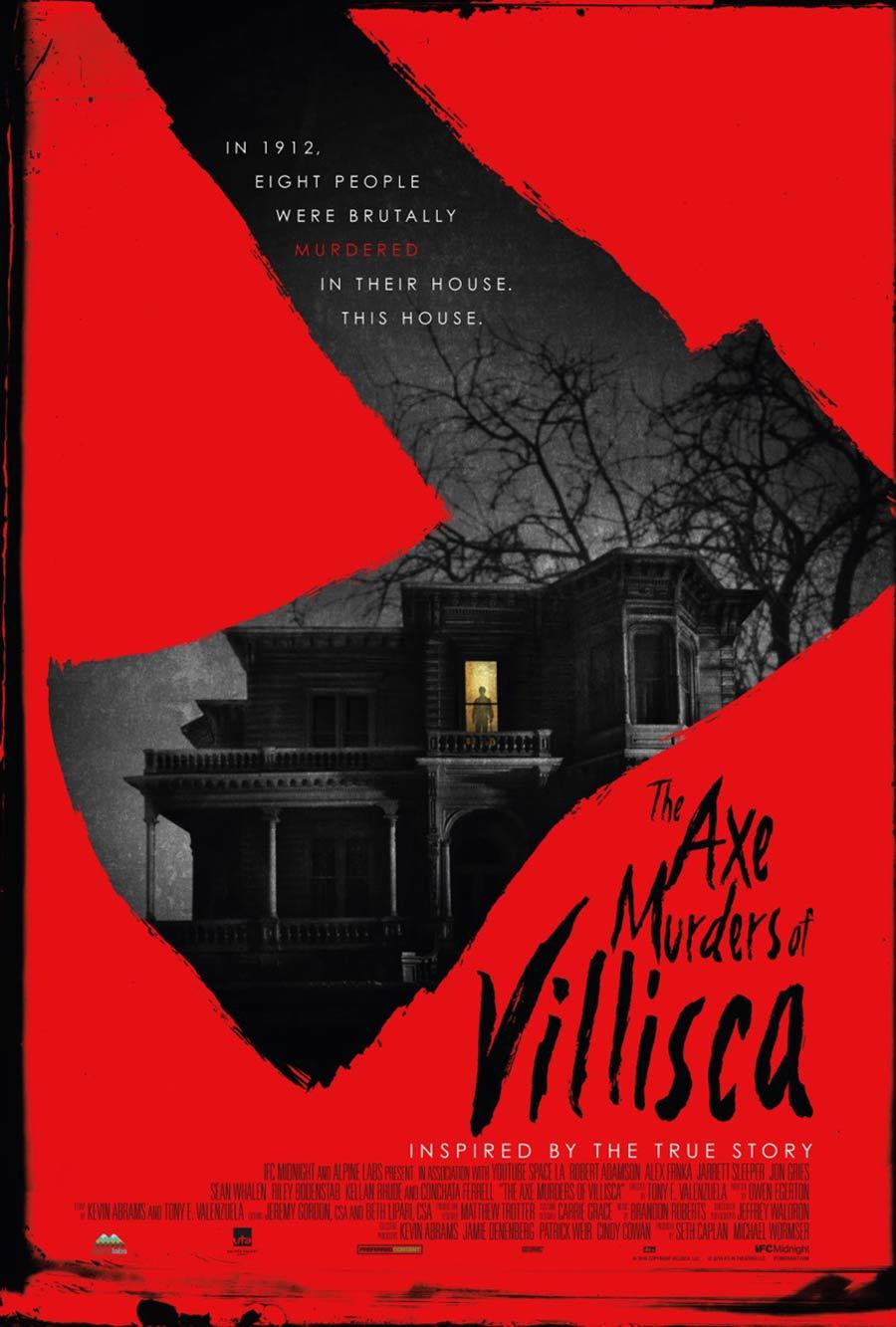 The Axe Murders of Villisca Poster #2