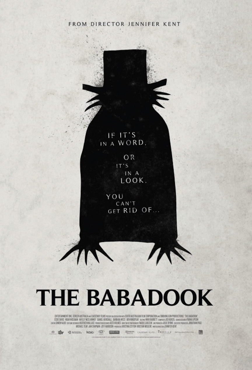 The Babadook Poster #1