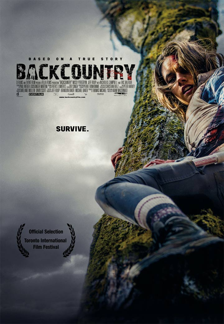 Backcountry Poster #1