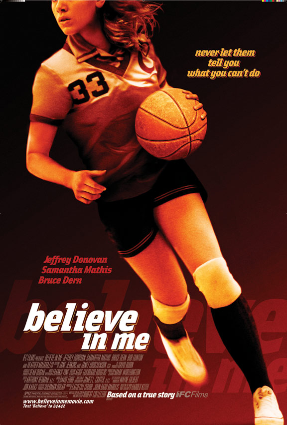 Believe In Me Poster #1