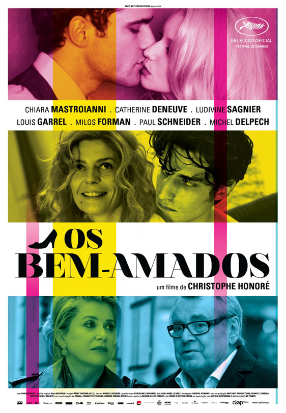 The Beloved (Les bien-aimés) Poster #4