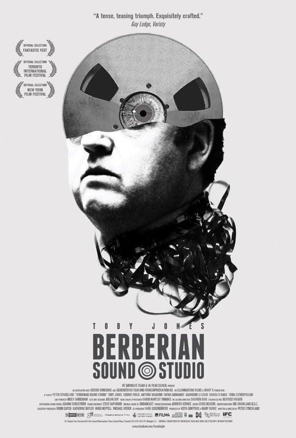 Berberian Sound Studio Poster #1
