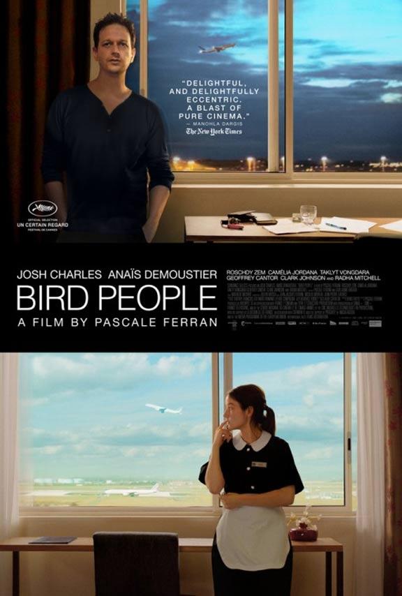 Bird People Poster #2