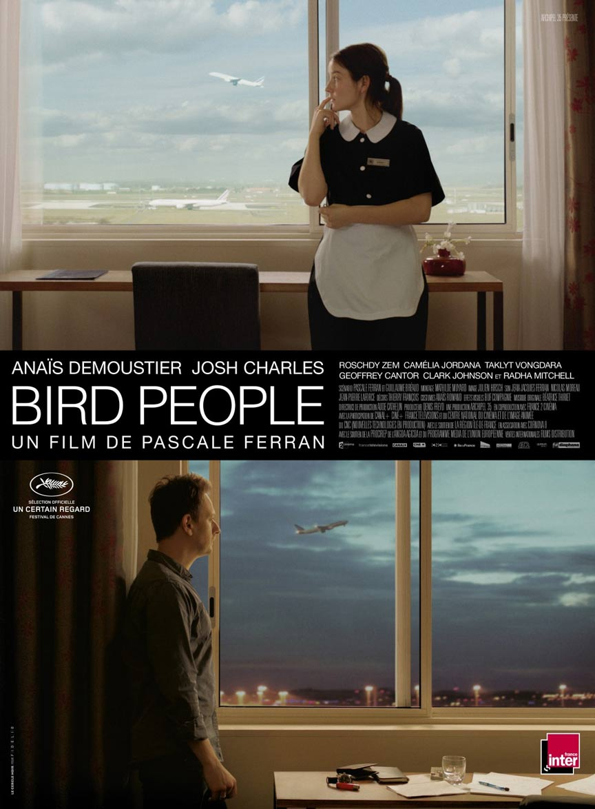 Bird People Poster #1