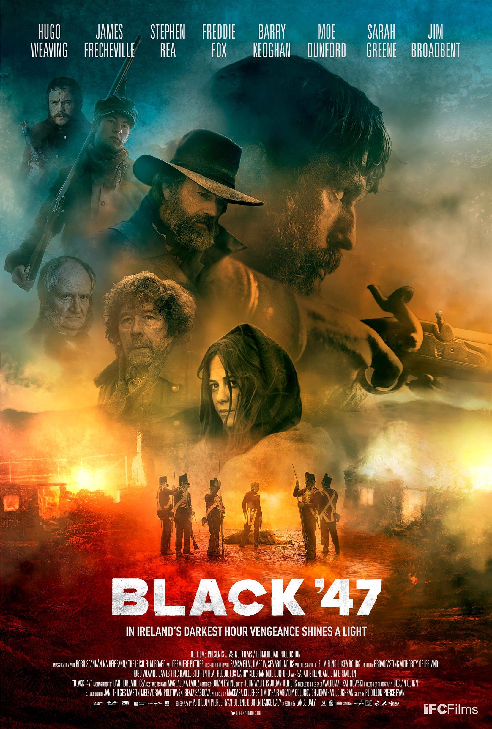 Black 47 Poster #1