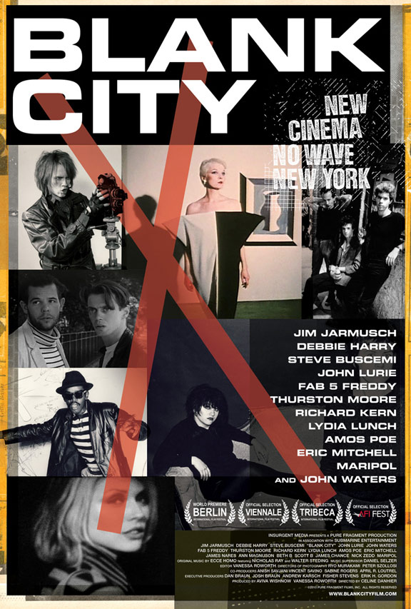 Blank City Poster #1
