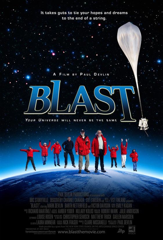 BLAST! Poster #1