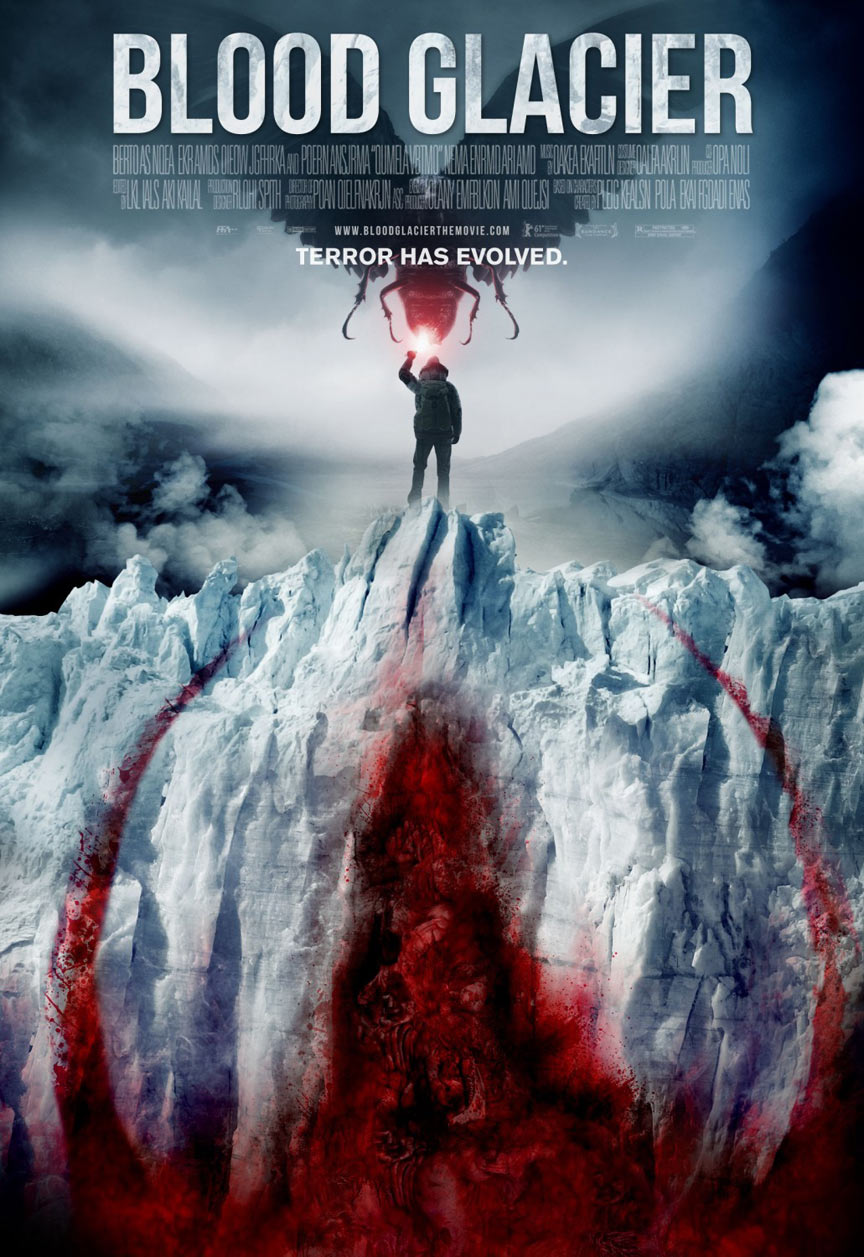 Blood Glacier Poster #2