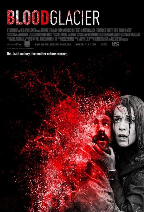 Blood Glacier Poster #1