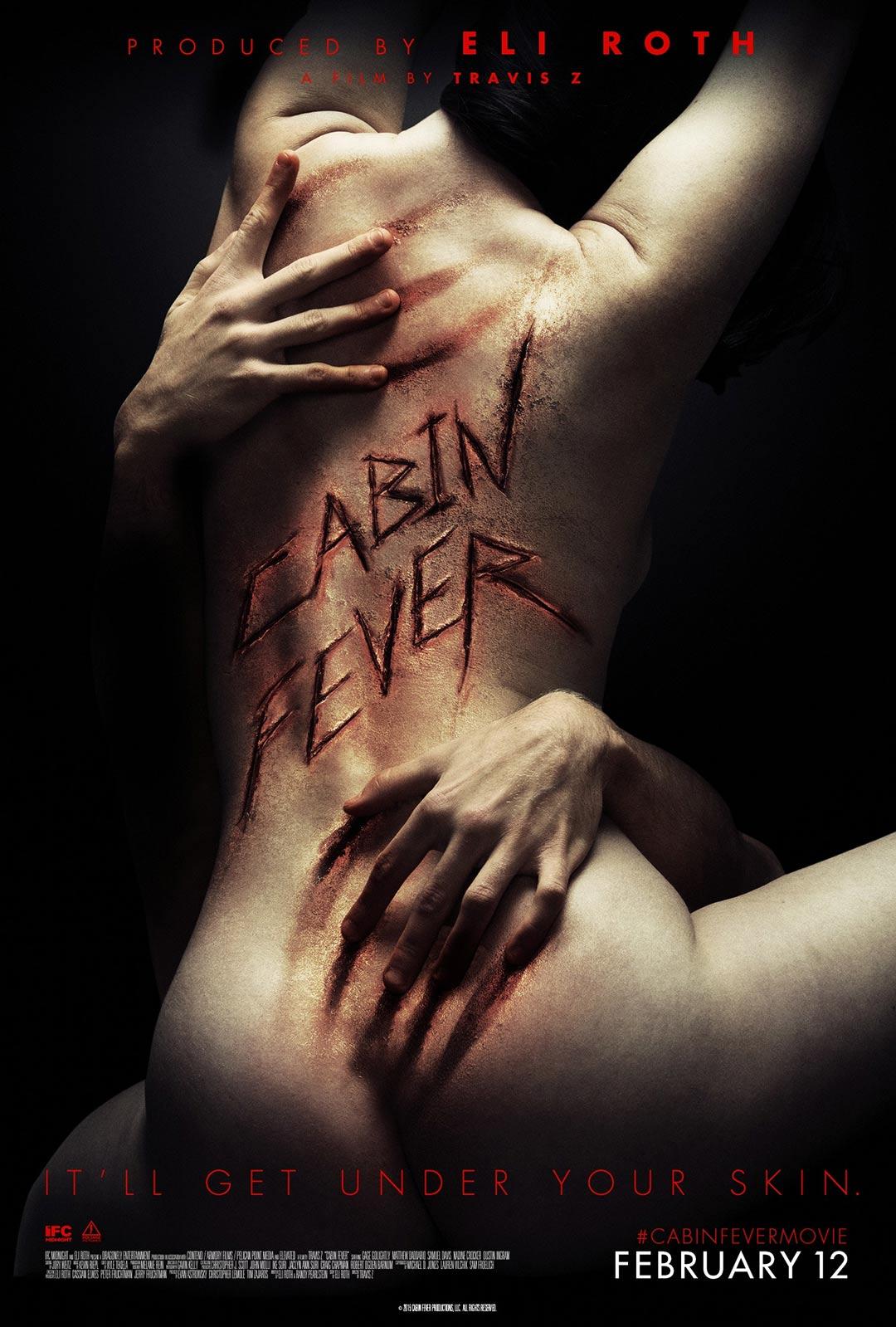 Cabin Fever Poster #2