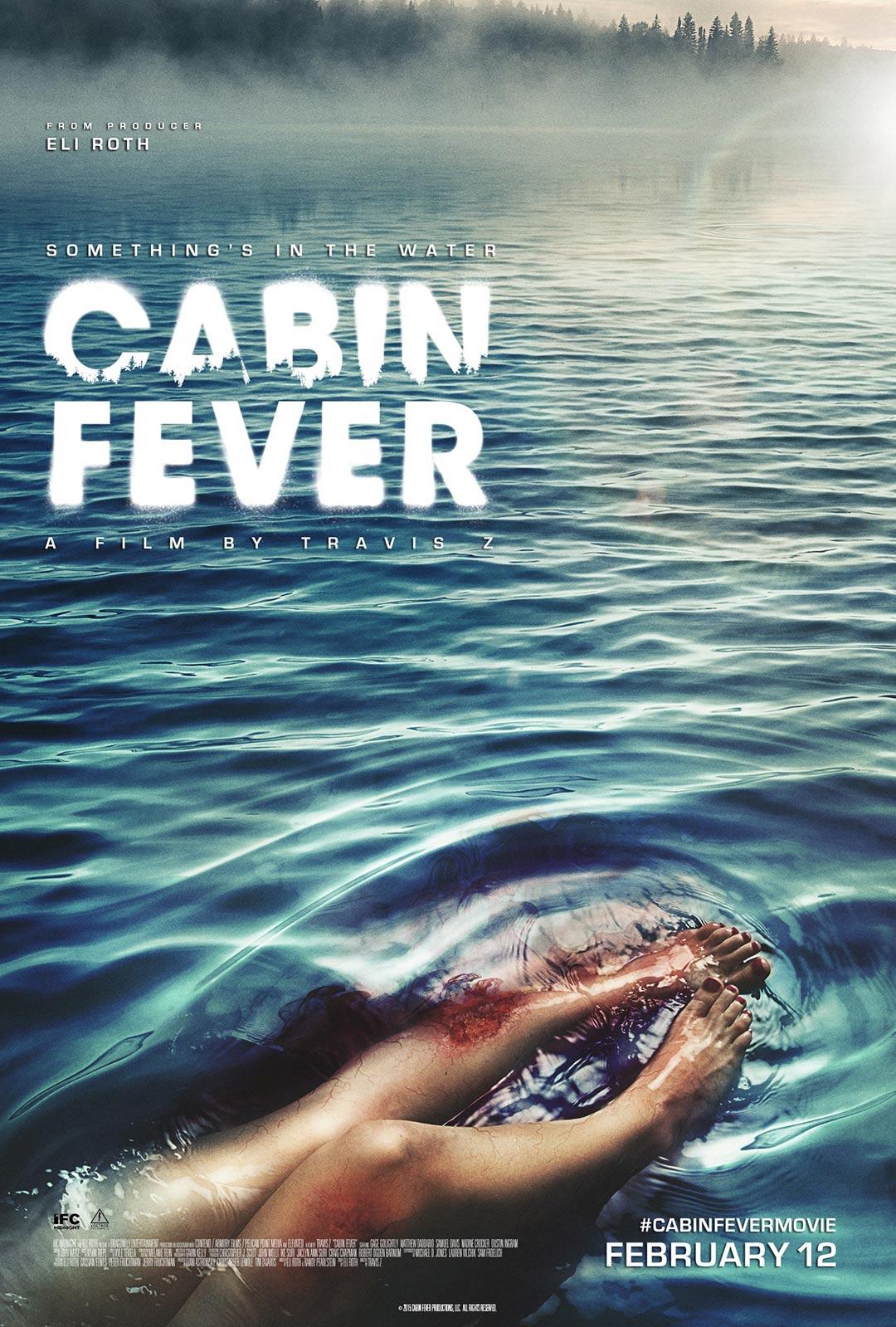 Cabin Fever Poster #3