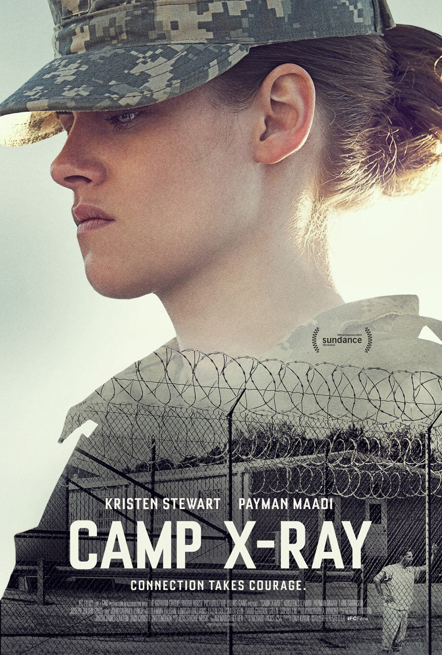 Camp X-Ray Poster #1