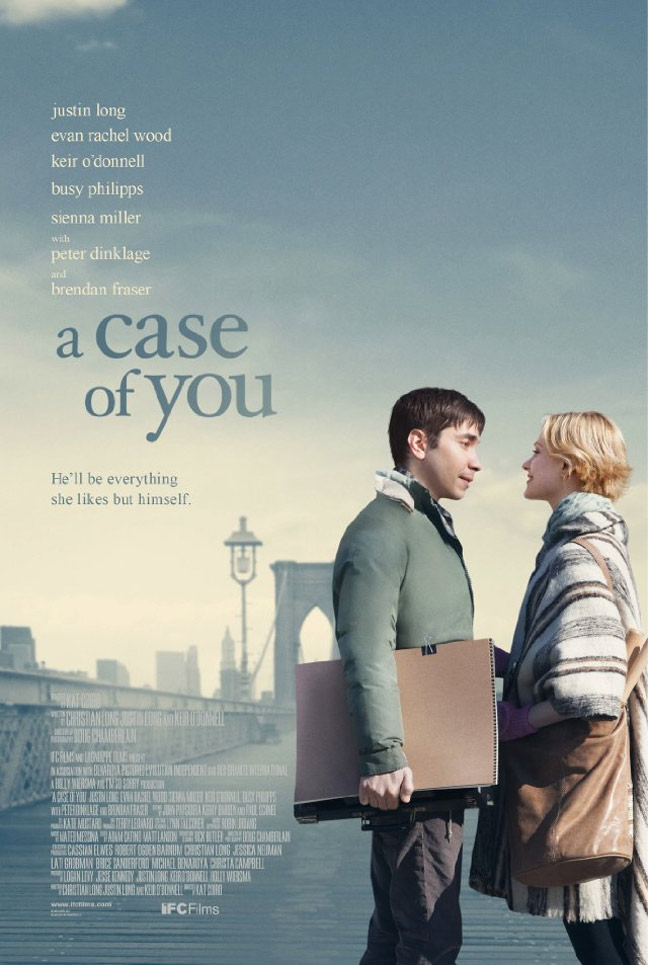 A Case of You Poster #1