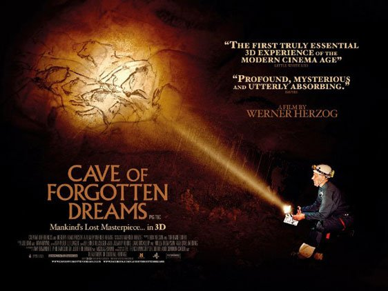 Cave of Forgotten Dreams Poster #1