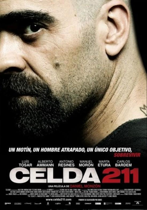 Cell 211 Poster #2