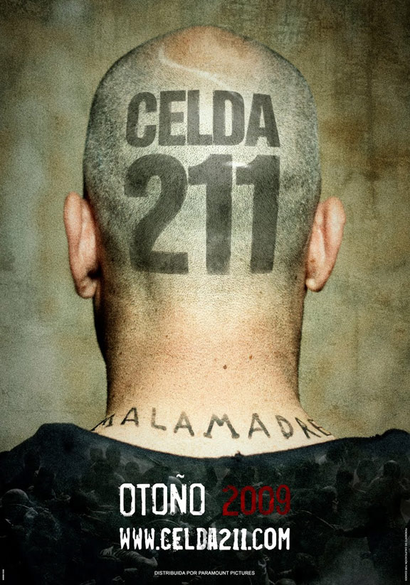 Cell 211 Poster #3