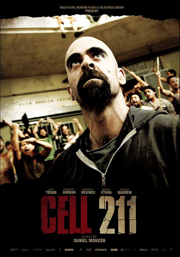 Cell 211 Poster #1