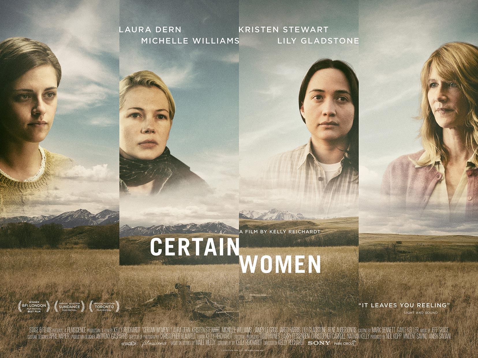 Resultado de imagen para certain women poster